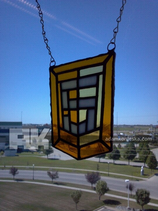 HTML5 Stained Glass