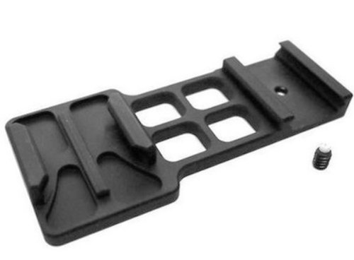 Gun Rail Mount by The Accessory Pro