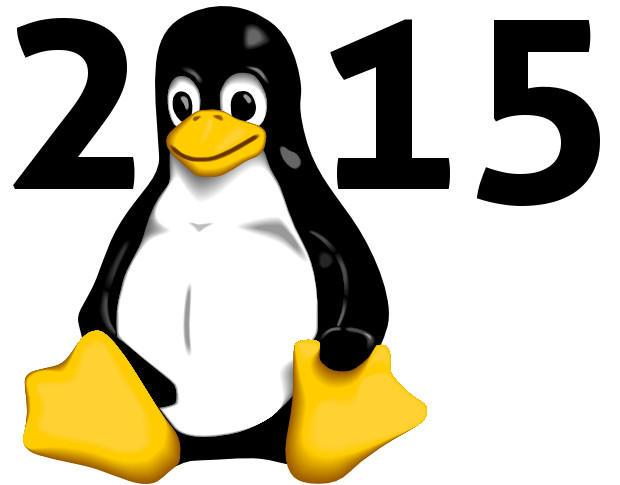 Linux New Year!